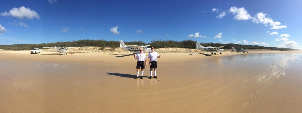 About AIr Fraser Island